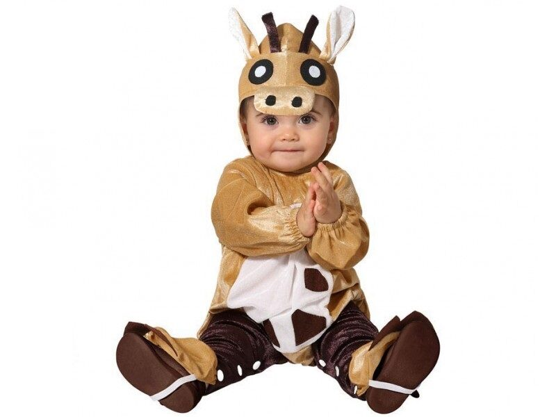 disfraz jirafa bebé 800x600 - DISFRAZ DE JIRAFA BEBE