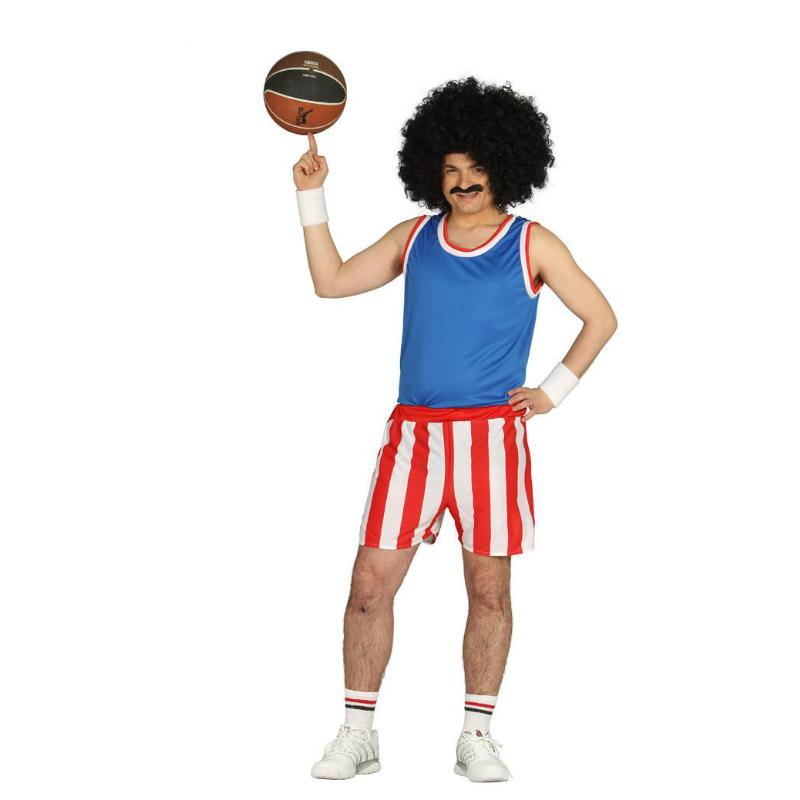 disfraz jugador basquet nba - DISFRAZ DE JUGADOR DE BASQUET NBA