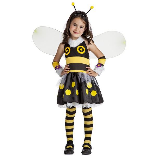 disfraz lady abeja niña - DISFRAZ DE LADY ABEJA NIÑA