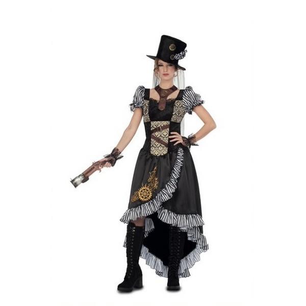disfraz lady steampunk mujer - DISFRAZ DE LADY STEAMPUNK MUJER