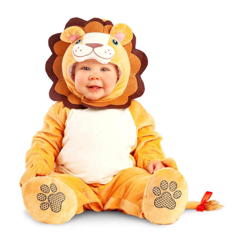 disfraz león bebé 800x800 - DISFRAZ DE LEÓN BEBÉ