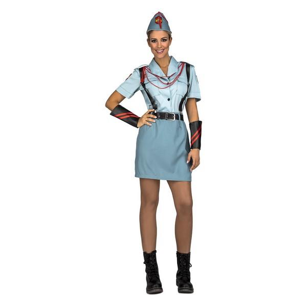 disfraz legionaria mujer 1 - DISFRAZ DE LEGIONARIA MUJER