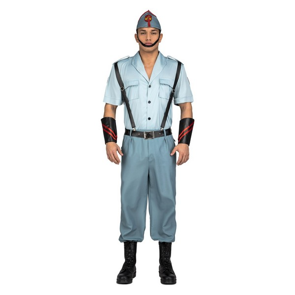 disfraz legionario hombre 1 - DISFRAZ DE LEGIONARIO HOMBRE