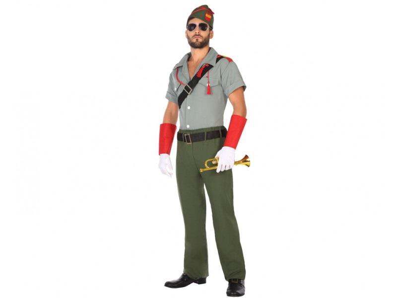 disfraz legionario hombre 2 - DISFRAZ DE LEGIONARIO PARA HOMBRE