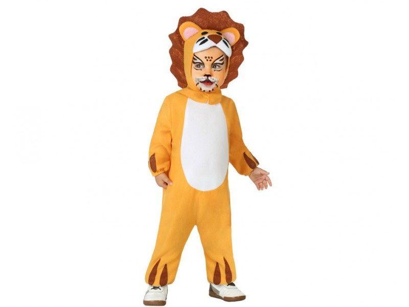 disfraz leon bebé 800x600 - DISFRAZ DE LEÓN BEBÉ