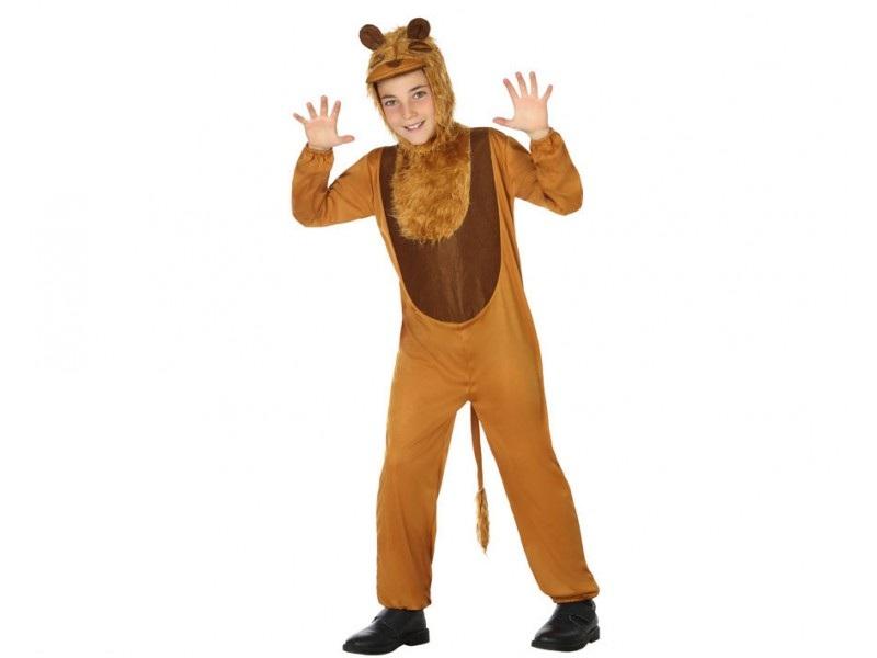 disfraz leon infantil - DISFRAZ DE LEON INFANTIL