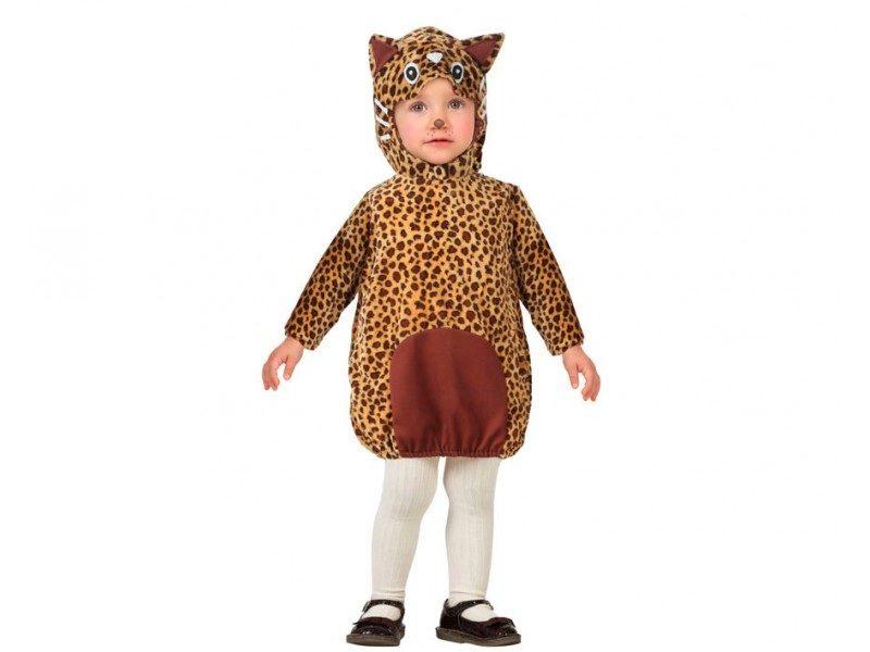 disfraz leopardo bebé 800x600 - DISFRAZ DE LEOPARDO BEBÉ