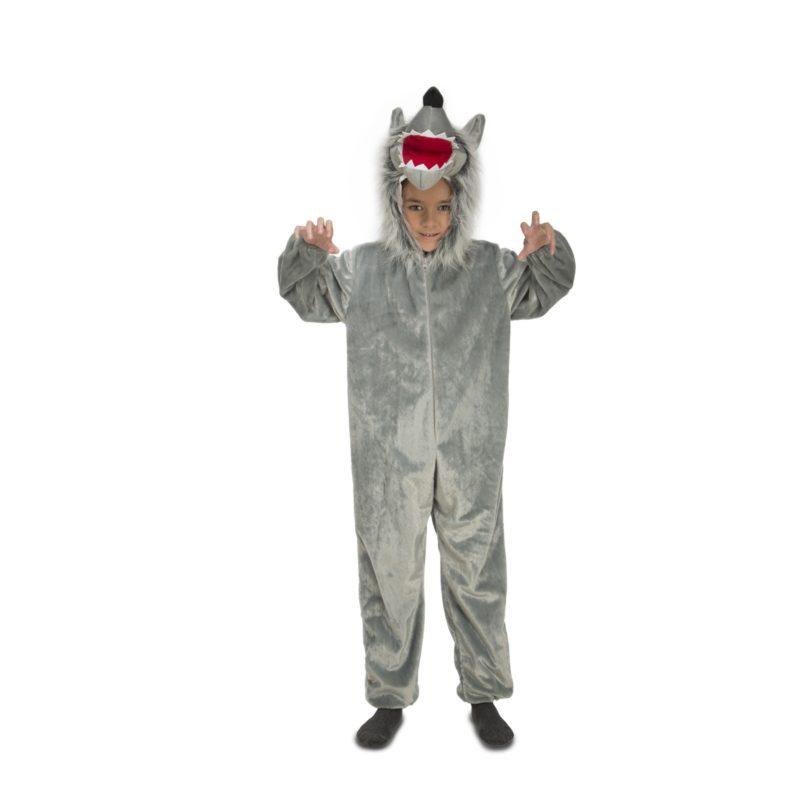 disfraz lobo gris bebé 800x800 - DISFRAZ DE LOBO GRIS BEBÉ