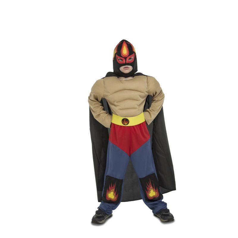 disfraz luchador niño 800x800 - DISFRAZ DE LUCHADOR NIÑO