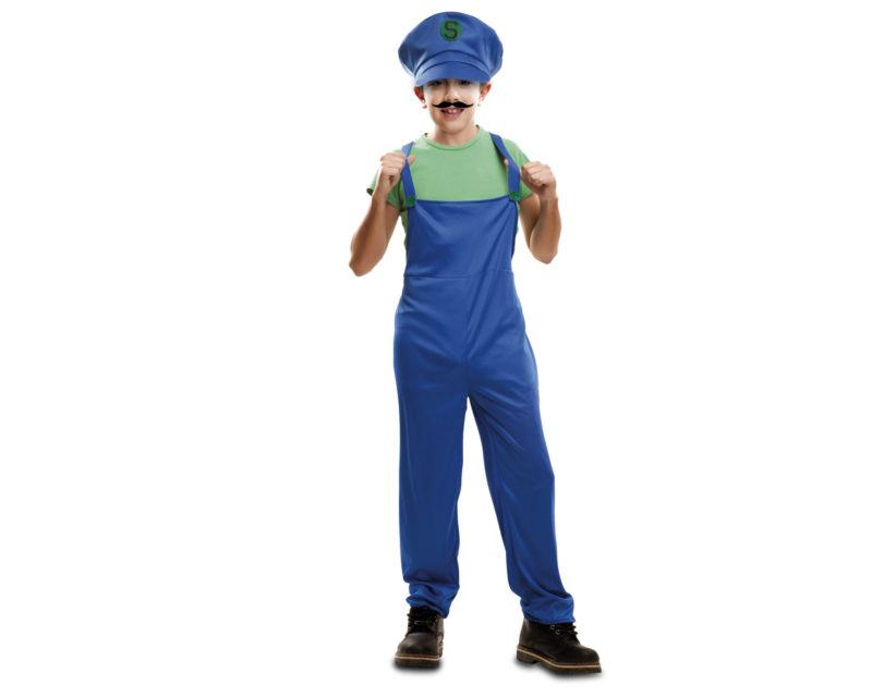 disfraz luigi niño 202227mom 800x640 - DISFRAZ DE LUIGI NIÑO