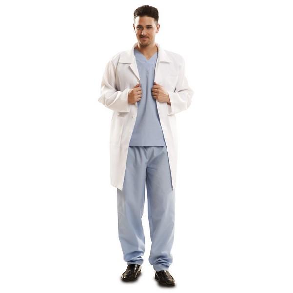 disfraz médico hombre - DISFRAZ DE MEDICO HOMBRE