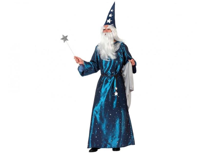 disfraz mago hombre - DISFRAZ DE MAGO HOMBRE
