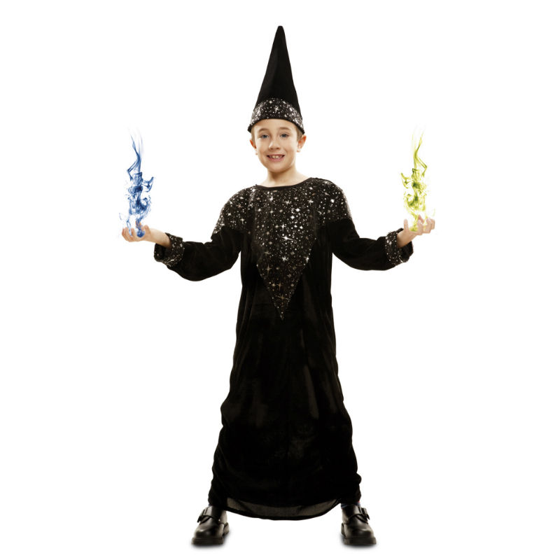 disfraz mago infantil - DISFRAZ DE MAGO INFANTIL