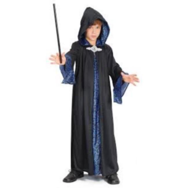 disfraz mago niño 1 - DISFRAZ DE MAGO NIÑO