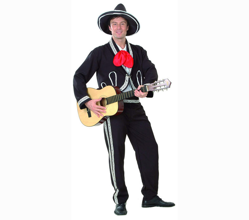 disfraz mariachi hombre 36669 3 800x709 - DISFRAZ DE MEJICANO MARIACHI HOMBRE