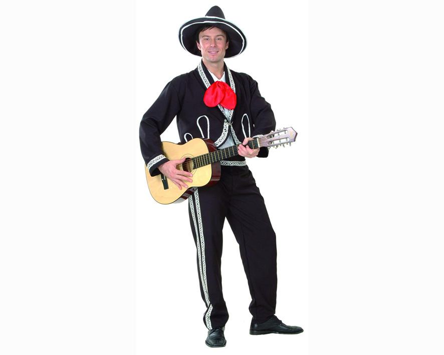 disfraz mariachi hombre 36669 3 - DISFRAZ DE MEJICANO MARIACHI HOMBRE