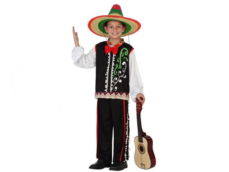 disfraz mariachi nino  - DISFRAZ DE MARIACHI NIÑO