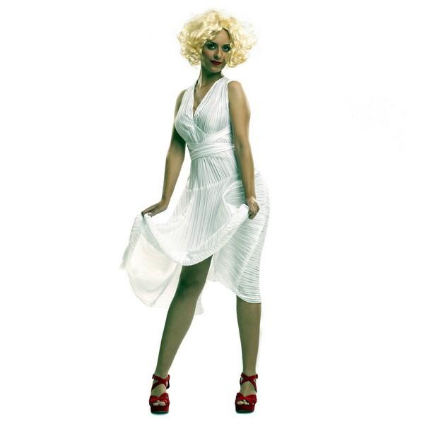 disfraz marilyn mujer - DISFRAZ DE MARILYN MUJER