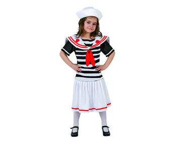 disfraz marinera infantil - DISFRAZ DE  MARINERA INFANTIL