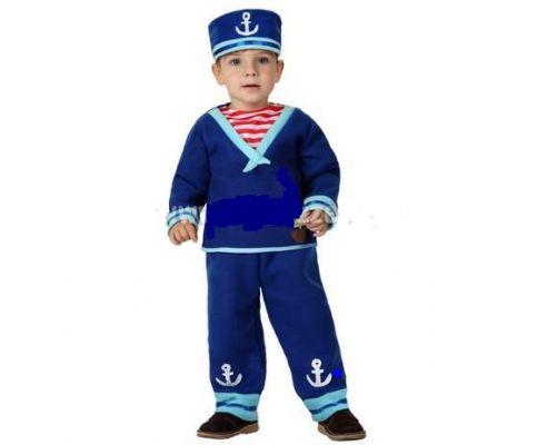 disfraz marinero bebé - DISFRAZ DE MARINERO BEBÉ