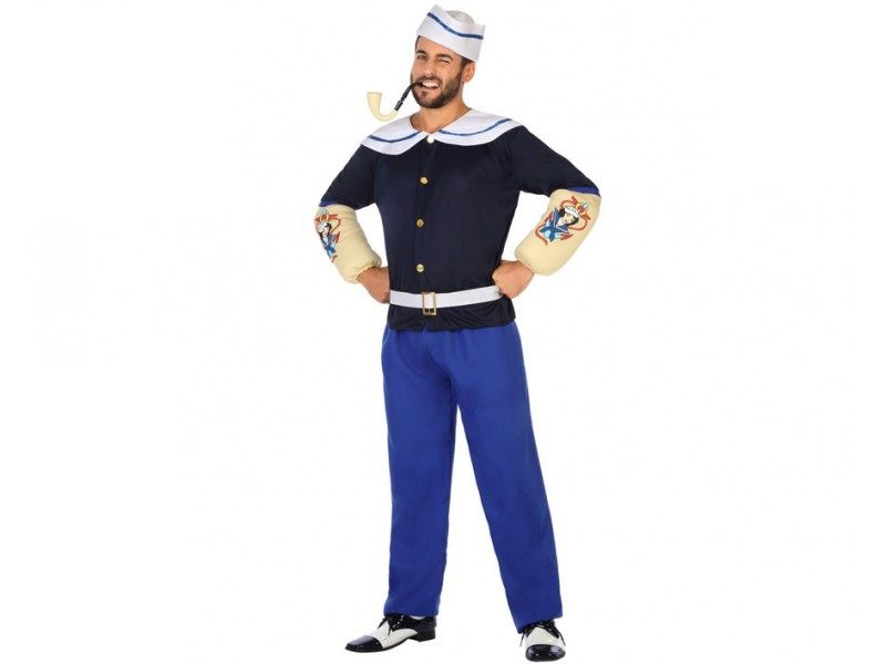 disfraz marinero hombre 800x600 - DISFRAZ DE MARINERO HOMBRE