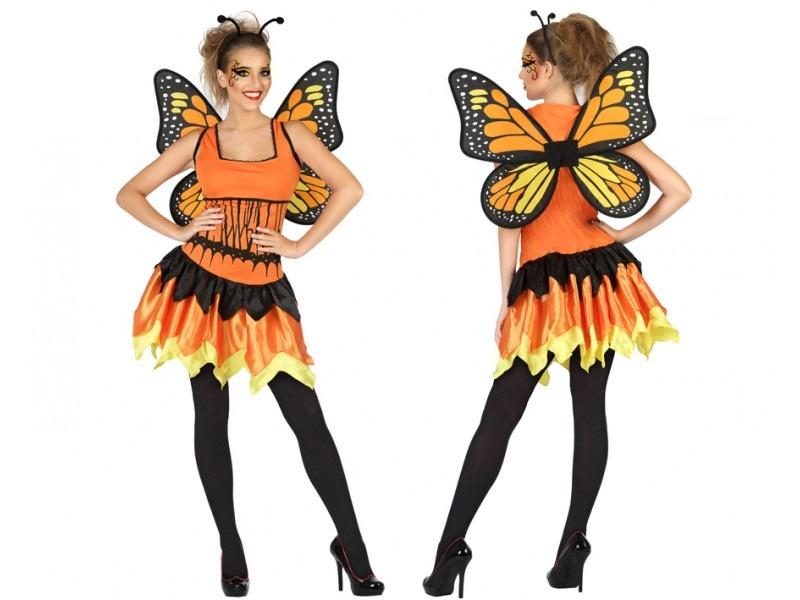 disfraz mariposa mujer - DISFRAZ DE MARIPOSA PARA MUJER