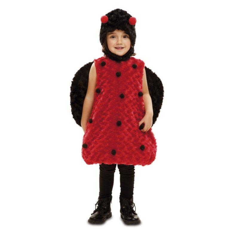 disfraz mariquita infantil 1 800x800 - DISFRAZ DE MARIQUITA PELUCHE INFANTIL