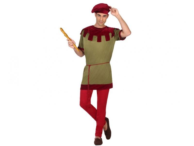 disfraz medieval hombre. - DISFRAZ DE MEDIEVAL HOMBRE