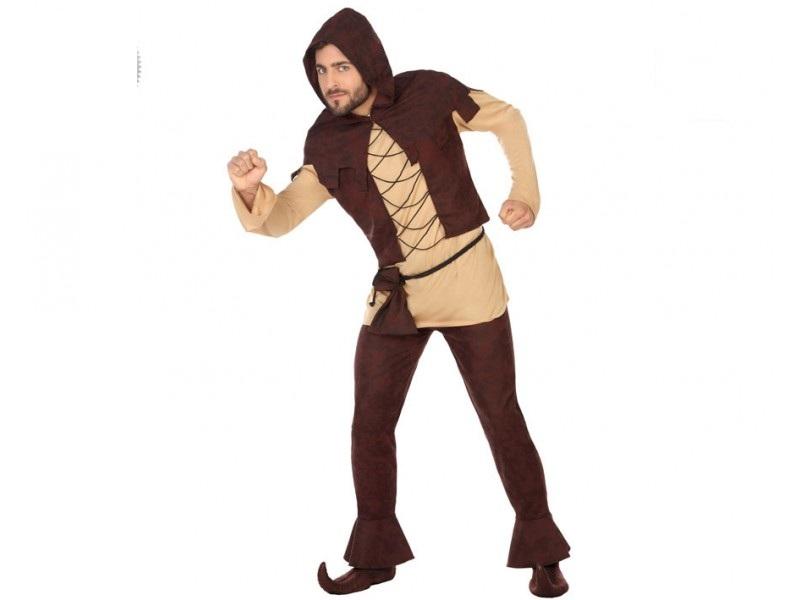 disfraz medieval hombre - DISFRAZ DE MEDIEVAL HOMBRE