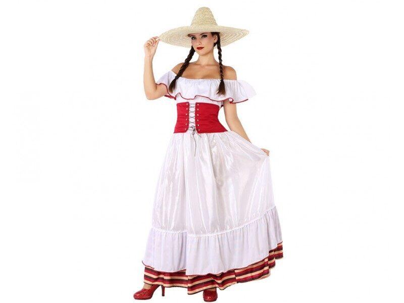 disfraz mejicana mujer 2 800x600 - DISFRACES MUJER