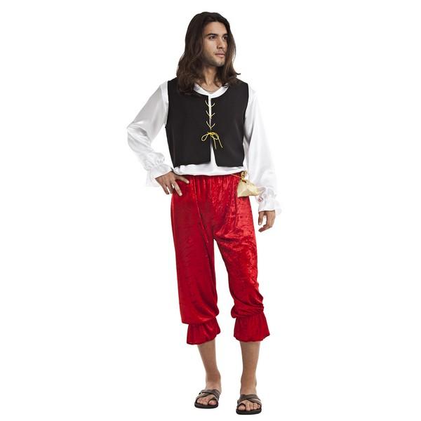 disfraz mesonero medieval hombre - DISFRAZ DE MESONERO MEDIEVAL HOMBRE