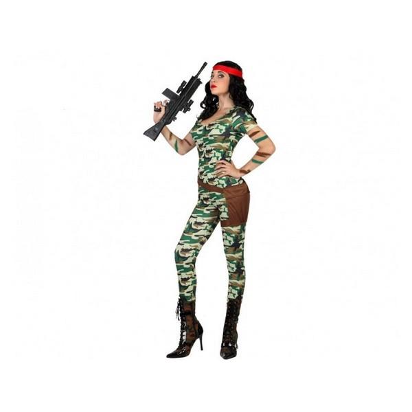 disfraz militar chica - DISFRAZ DE MILITAR CHICA