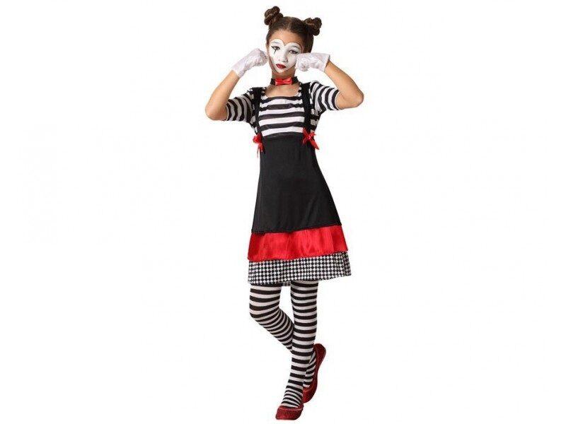 disfraz mimo niña 800x600 - DISFRACES NIÑA