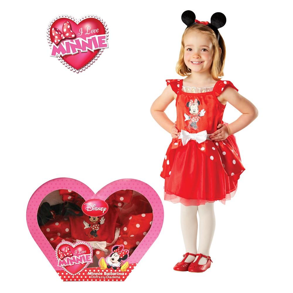 disfraz minnie mouse ballerina niña 883268 - DISFRAZ DE MINNIE MOUSE BALLERINA NIÑA