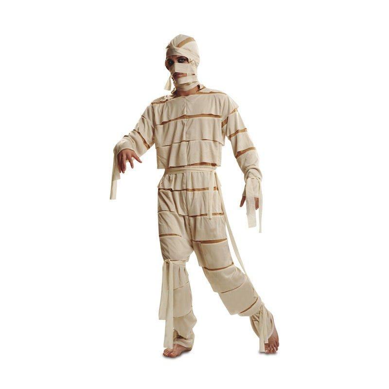 disfraz momia adulto 1 800x800 - DISFRAZ DE MOMIA ADULTO