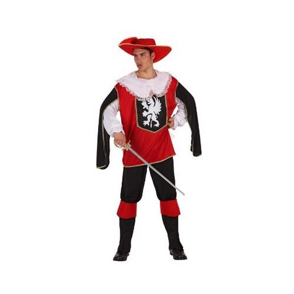 disfraz mosquetero adulto - DISFRAZ DE MOSQUETERO