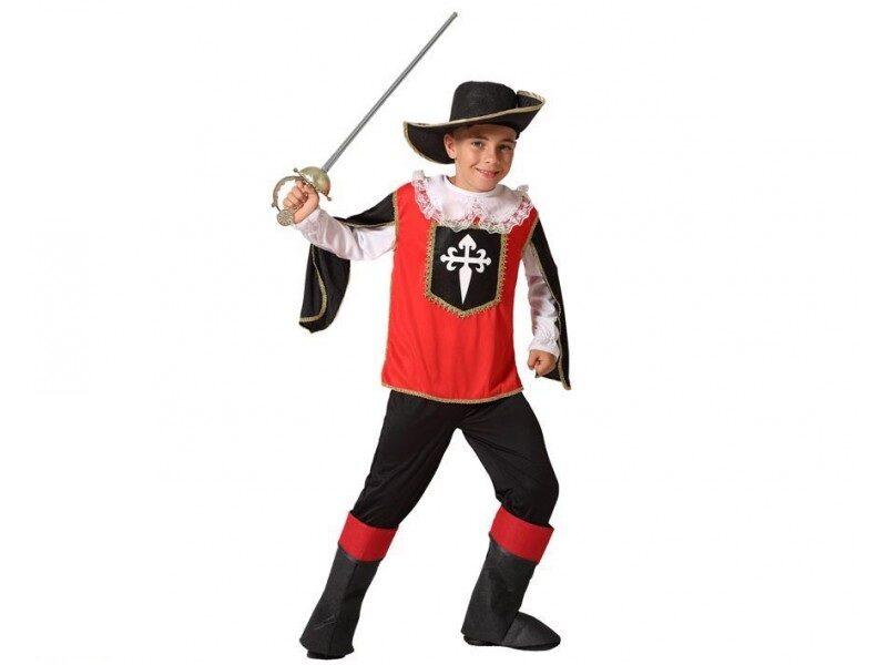 disfraz mosquetero niño 800x600 - DISFRAZ DE MOSQUETERO NIÑO