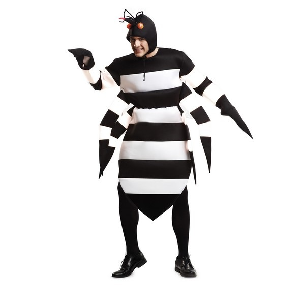 disfraz mosquito tigre hombre 203425mom - DISFRAZ DE MOSQUITO TIGRE HOMBRE
