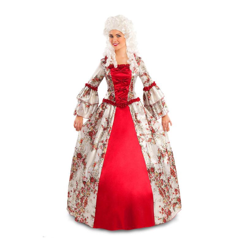 disfraz mujer colonial 800x800 - DISFRAZ DE MUJER DE ÉPOCA COLONIAL