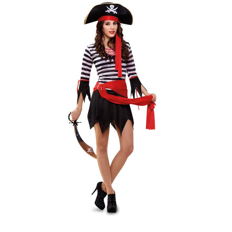 disfraz mujer pirata - DISFRAZ DE MUJER PIRATA