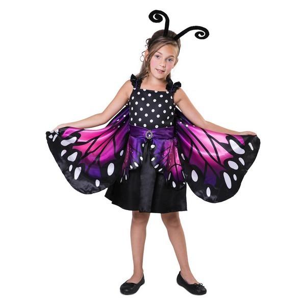 disfraz niña mariposa infantil - DISFRAZ DE MARIPOSA NIÑA