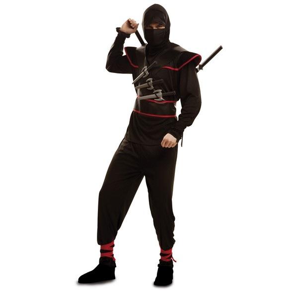 disfraz ninja killer 202066mom - DISFRAZ DE NINJA KILLER PARA HOMBRE