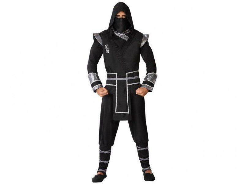 disfraz ninja negro hombre 800x600 - DISFRACES HOMBRE