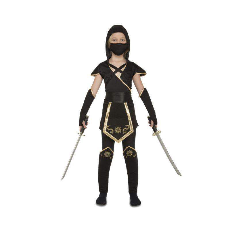 disfraz ninja niña 800x800 - DISFRAZ DE NINJA NIÑA