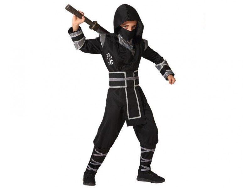 disfraz ninja niño 1 800x600 - DISFRAZ DE NINJA INFANTIL