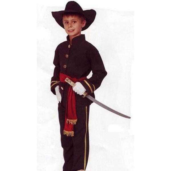 disfraz oficial infantil - DISFRAZ DE OFICIAL INFANTIL