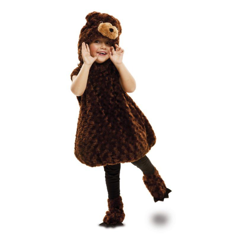 disfraz oso peluche infantil 800x800 - DISFRAZ OSO MARRON PELUCHE BEBE