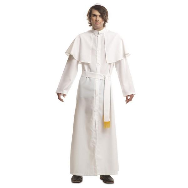 disfraz papa divino hombre - DISFRAZ DE PAPA ADULTO