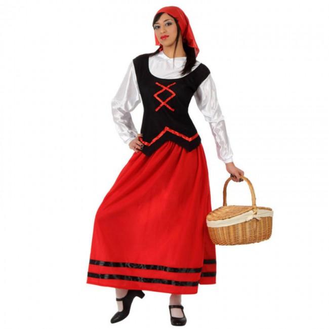 disfraz pastora adulta - DISFRAZ DE PASTORA ADULTA
