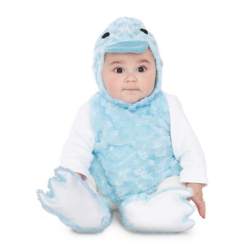 disfraz patito peluche azul bebé 800x800 - DISFRAZ DE PATITO AZUL PELUCHE BEBÉ
